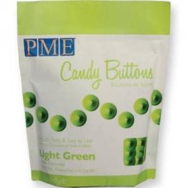 PME CB011 Candy Buttons Light Green 340 gr.