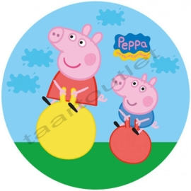 Peppa big rond 2