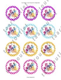 My Little Pony cupcake 10