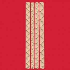 FMM CUTFRL1 Straight frill cutters no. 1