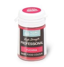 SK CL01A230-23 Professional Food Colour Dust FUCHSIA