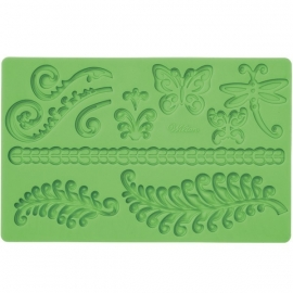 Wilton 409-2548 Fern Fondant and Gum Paste Mold