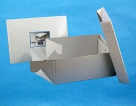 PME CBO901 Cake Box Oblong 33 x 22,8 cm