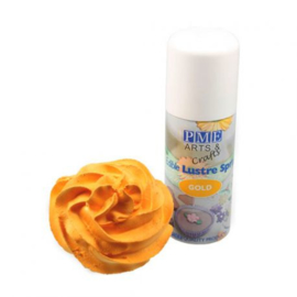 PME LS694 Gold Edible Lustre Spray