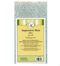 Ck 35-2756IMPRESSION MAT-ZEBRA (4)