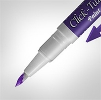 RD Paint It! Click-Twist Brush purple
