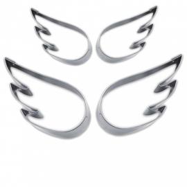 105218 Städter vleugels engelen set van 4