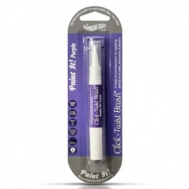 RD Paint It! Click-Twist Brush purple