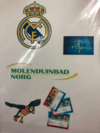 frosting real madrid, zwemdiploma