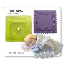 JEM 107P002 Frilly Pillow