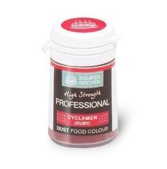SK CL01A230-02 Professional Food Colour Dust CYCLAMEN RUBY