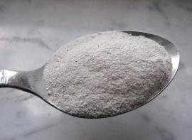 I Bakzout Natrium-bi-carbonaat