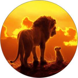 Lion King cirkel 1