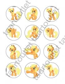 My Little Pony cupcake 3