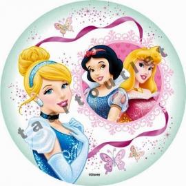 Disney prinsessen 03 rond