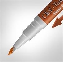 RD Paint It! Click-Twist Brush orange
