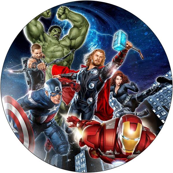 Avengers cirkel 1