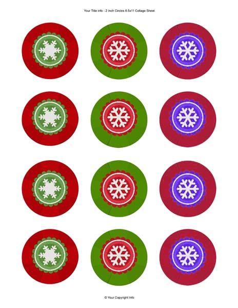 kerst cupcake 8