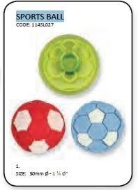 JEM 114SL027 Sports Ball