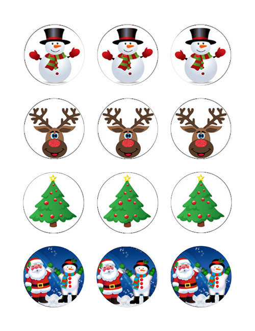 kerst cupcake 11