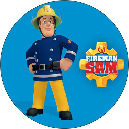 Brandweerman Sam cirkel  4
