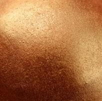 RB edible silk Metallic Ginger Glow