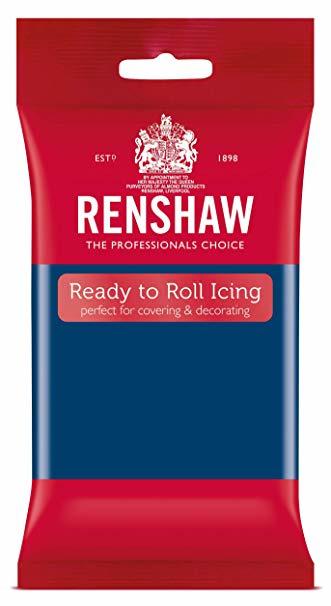 Renshaw Extra Saphire Blue