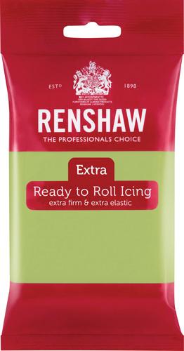 Renshaw Extra - pastel green