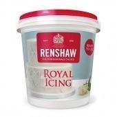 Renshaw ready to use royal icing white 400 gram