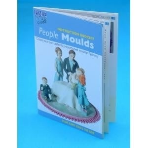 PME BK2 People Mold Book