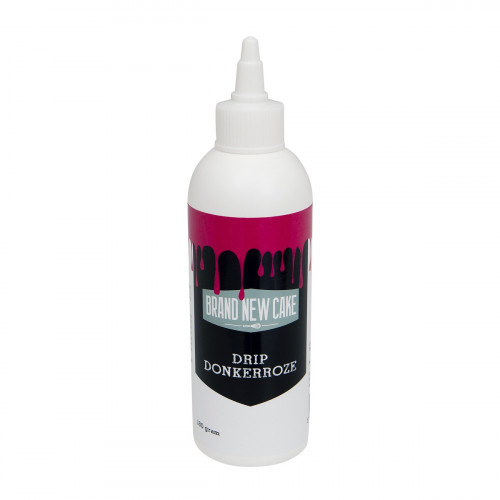 BrandNewCake drip donker roze