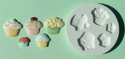 AM0022 Cupcakes mould