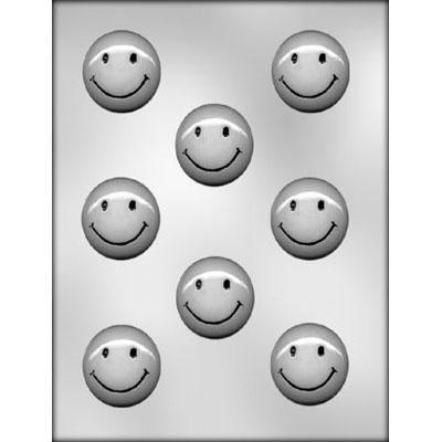 CK 90-8088 SMILEY FACE CHOCOLATE MOLD