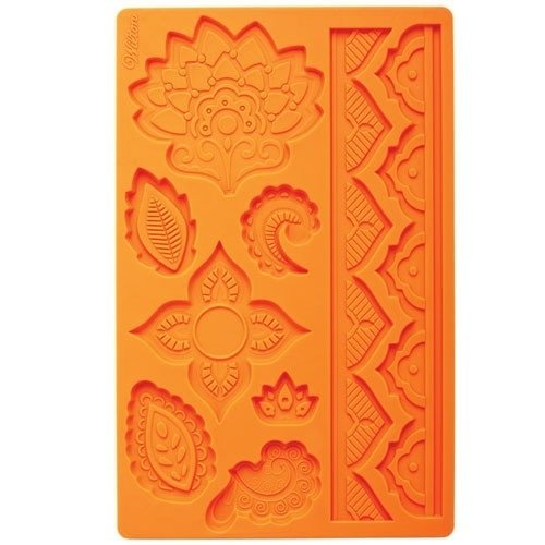 Wilton 409-2564 Global Fondant & Gum Paste Mold