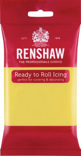 Renshaw pro 250 gr. pastel yellow