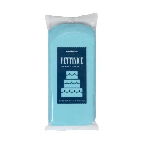 Bakels 1 kilo lichtblauw fondant ( Pettinice)