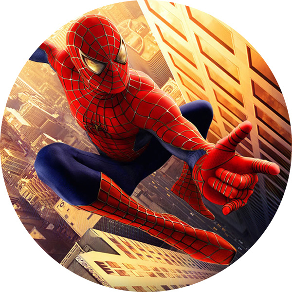 Spiderman cirkel 2