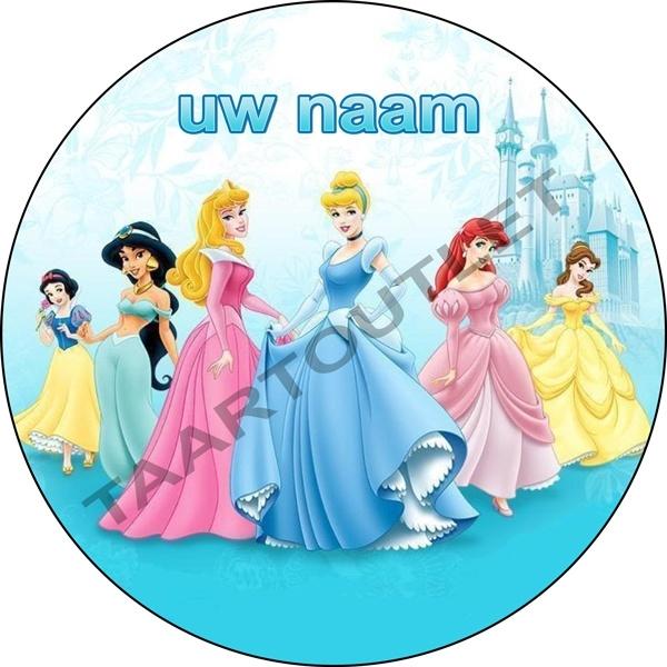 Disney prinsessen met naam 05