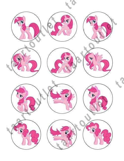 My Little Pony cupcake 4