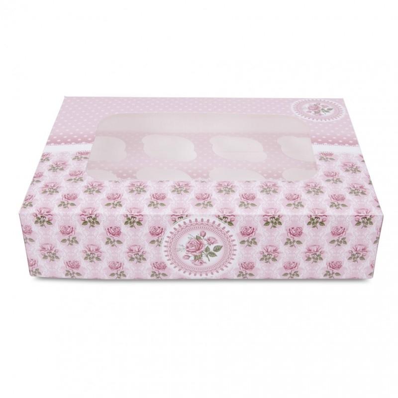 336070 Städter Cupcakedoos voor 12 cupcakes
