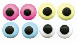 suiker oogjes/ogen-1- Verschillende kleuren