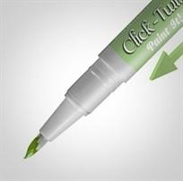 RD Paint It! Click-Twist Brush pastel green