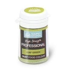 SK CL01A230-26 Professional Food Colour Dust LEAF GREEN
