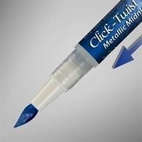 RD Paint It! Click-Twist Brush metallic midnight blue