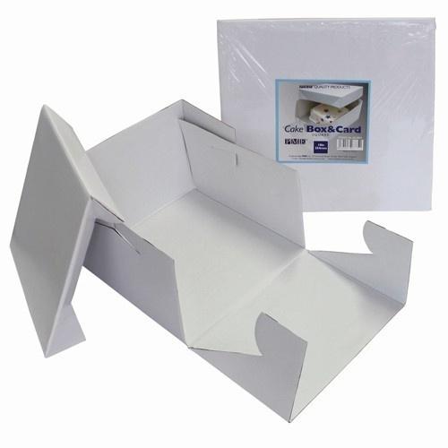 PME CBO803 Cake Box22,5x22,5x15cm