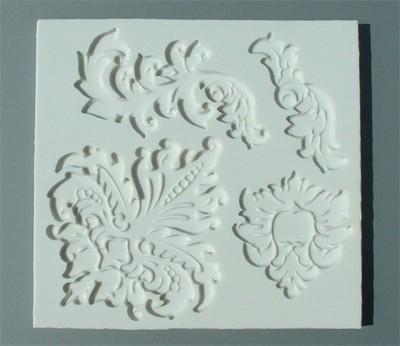 AM0038 Baroque mold