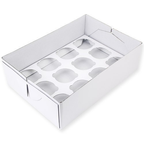 PME CBO905 Cupcake Box 12 - 9cm hoog