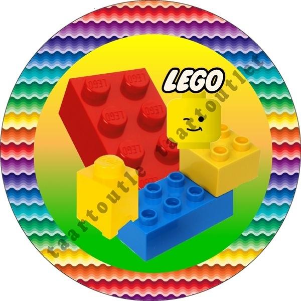 Lego rond 2