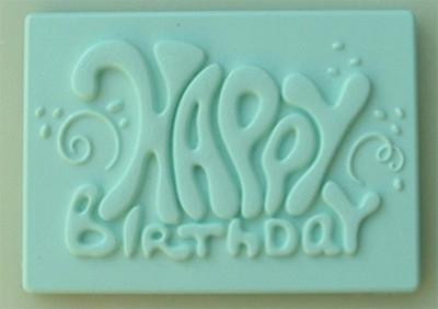 AM0101 Happy Birthday plaque