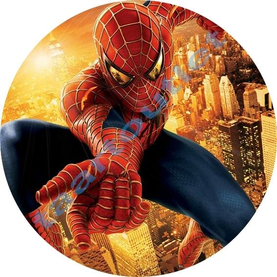 Spiderman cirkel 1